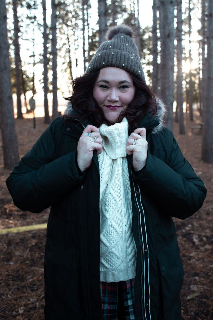 Maia Nolan-Partnow | Lifestyle Blogger in the Woods
