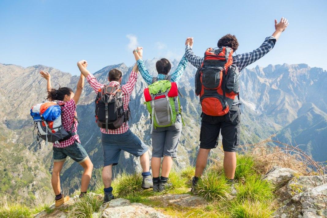 Fii un bun turist pe munte