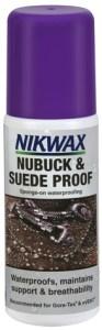 Spray impermeabilizant piele Nubuk&Suede Nikwax