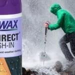 Protejeaza-te de apa cu Nikwax