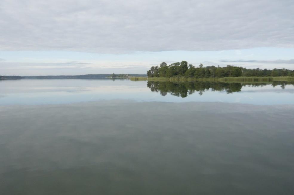 L'archipel St Anna et Göta kanal