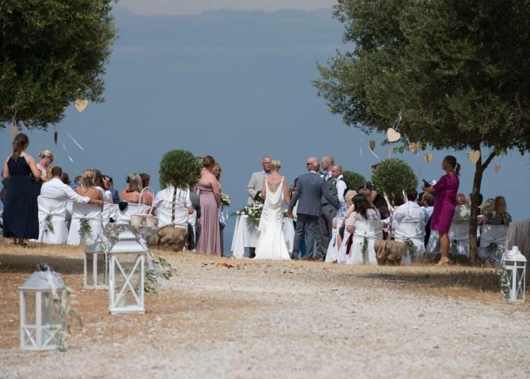 Mariage en Céphalonie