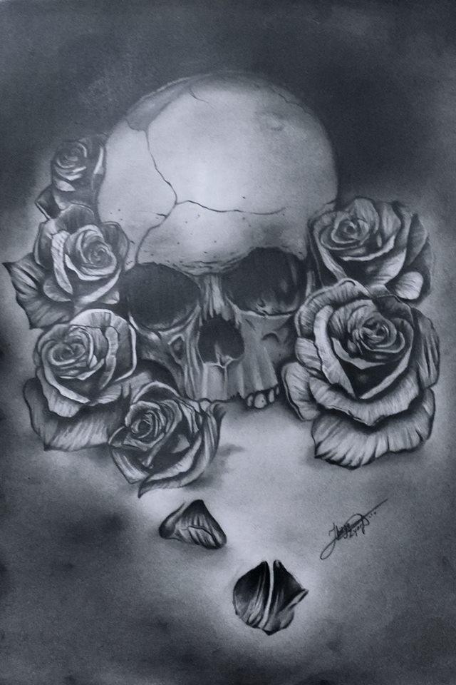 Desenho para Tattoo