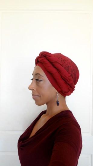 Double Twist Head Wrap