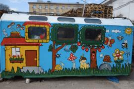 Children's car