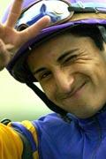 After winning five races on Saturday, Rafael Bejarano took the opener on Sunday.