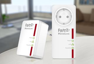 AVM FRITZ!Powerline 520E