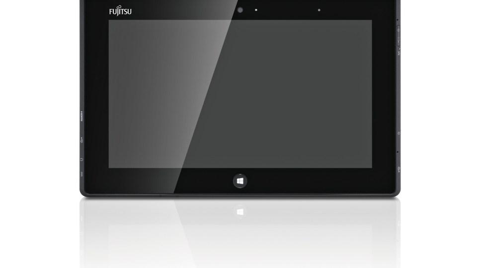 Unterwegs sicher und bequem arbeiten: Fujitsu STYLISTIC Q572 – Das BusinessPad