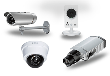 D-Link Business IP Cameras