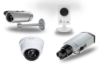 D-Link Business IP Cameras