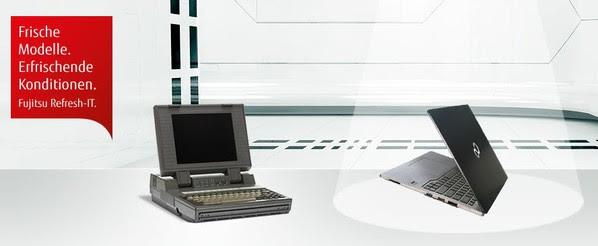 Fujitsu Frische Modelle - erfrischende Preise