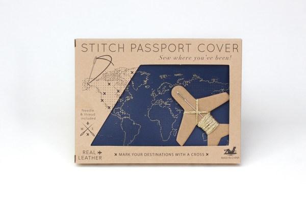 stitch passport navy