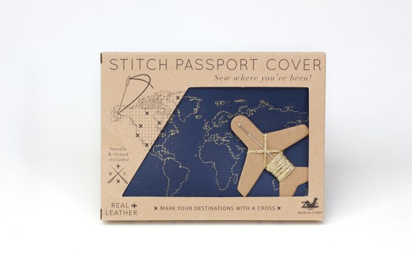 stitch passport navy