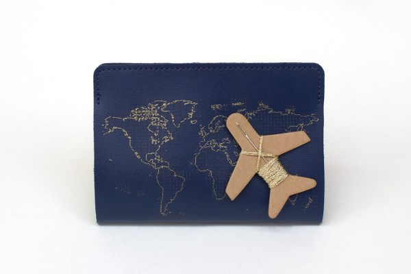 Stitch Passport Cover Maid In China Design