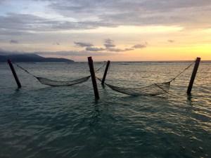 Le spiagge di Gili Trawangan cosa vedere