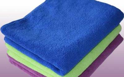 Why Use Microfiber Cleaning Rags?