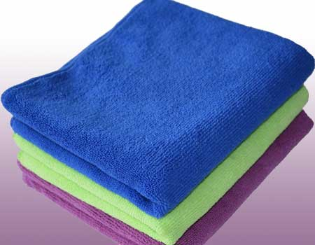 Why Use Microfiber Cleaning Rags
