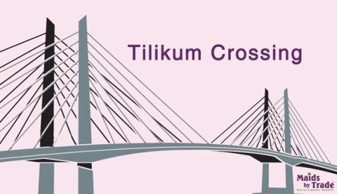 Tilikum Crossing Portland Oregon