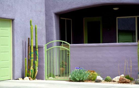 Arizona: the Inside Like the Outside