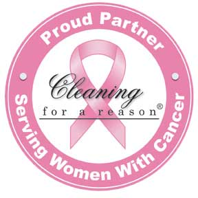 Maids by Trade giving back with cleaning for a reason.