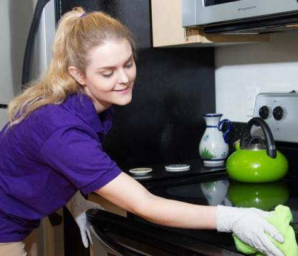 Standard house cleaning service