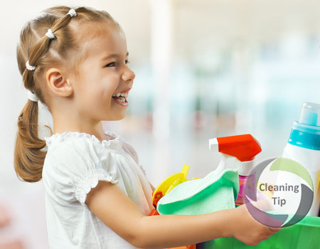 House cleaning and Age-Appropriate Chores