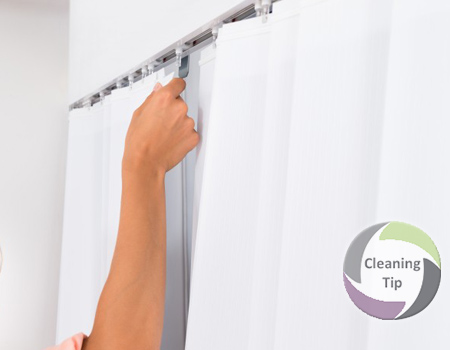 How to Clean Curtains