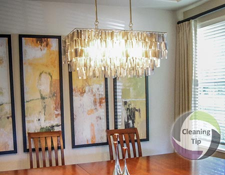 How to Clean Pendant Light Fixtures and more