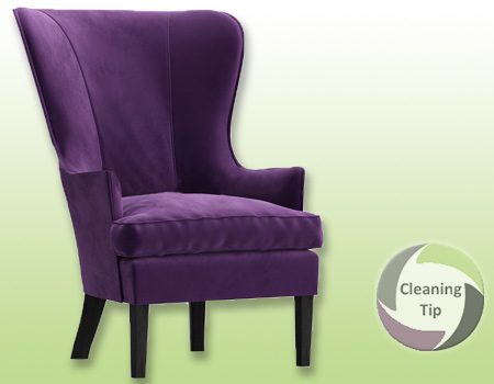 How to Clean Velvet Upholstery