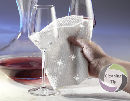 How to Clean Wine Glasses