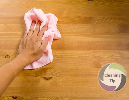 How to Clean Wood