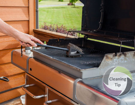 How to Clean an Outdoor Grill