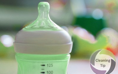 How to Sanitize Baby Bottles