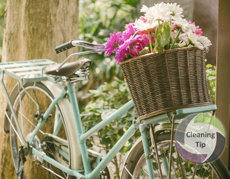 How to Clean a Bicycle. clean bicycle