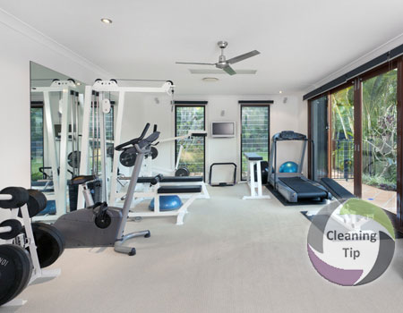 How to Clean a Gym