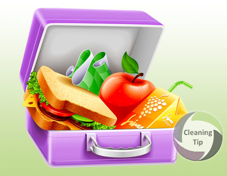 How to Clean a Lunch Box