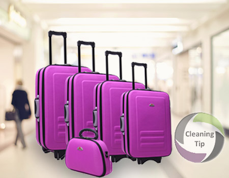 How to Clean a Suitcase