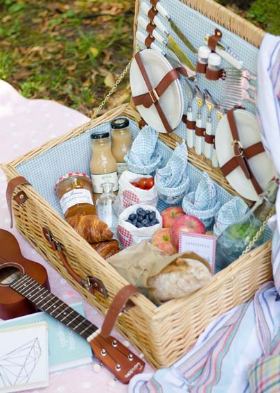 Go big or go small on international picnic day