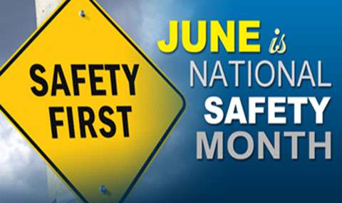 Safety Month Encourages Awareness