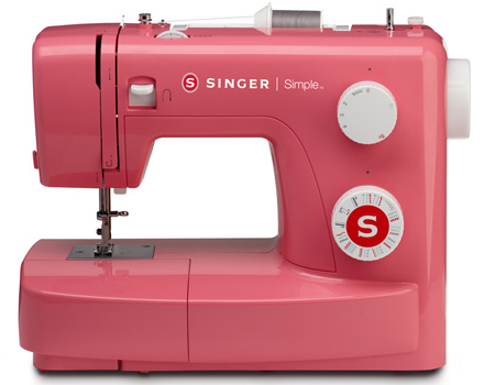 Yay! It's Sewing Machine Day!