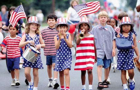July Fourth: All About Independence