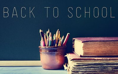 Yay! Back to School—Preparing for Busy School Times