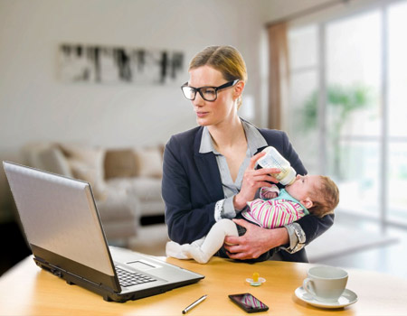 Busy Mothers: Where to Look for Helpful Parenting Ideas