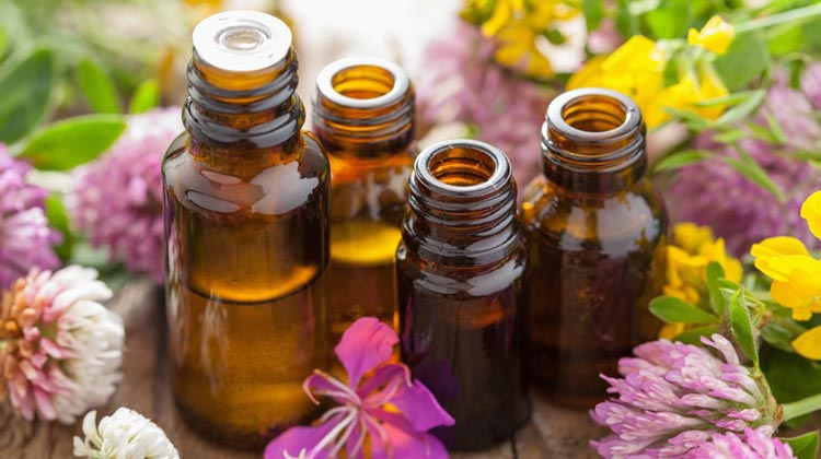 Essential Oils for Green Cleaning and aromatics