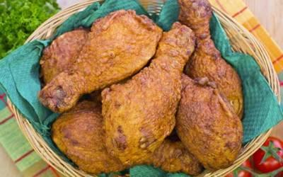 Fried Chicken Day — A Yummy Celebration