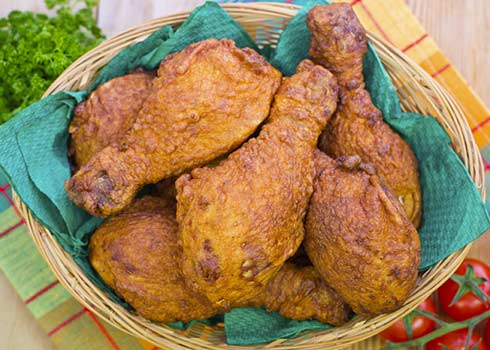 Fried Chicken Day — A Yummy Celebration