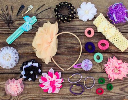 How to Clean All Types of Hair Ribbons