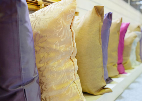 Cleaning Decorative Pillows A Task Worth Fighting For