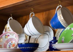 The Science of Cleaning Fine China