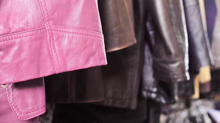 How to Clean Leather Clothing and the inside lining